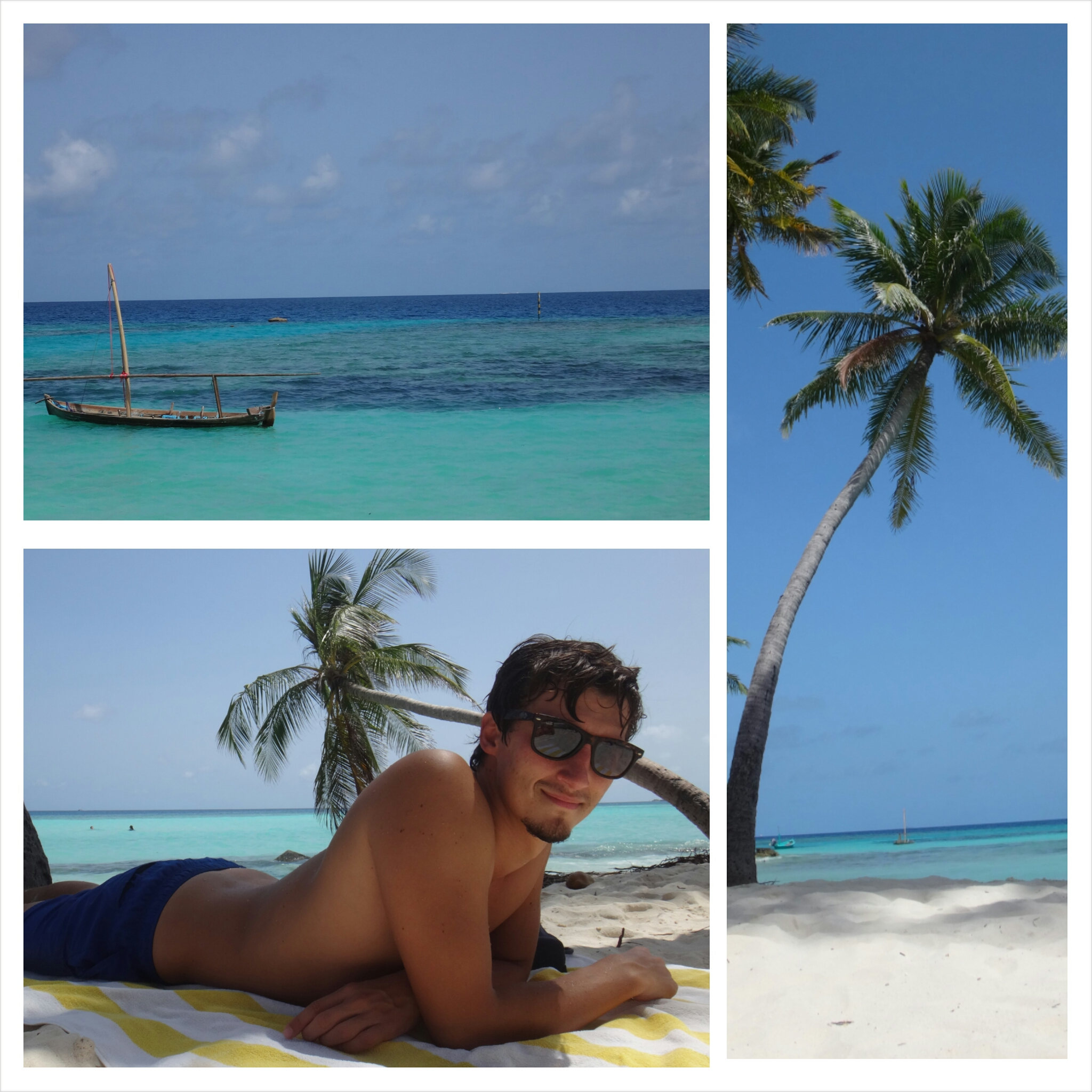 Maafushi Strand