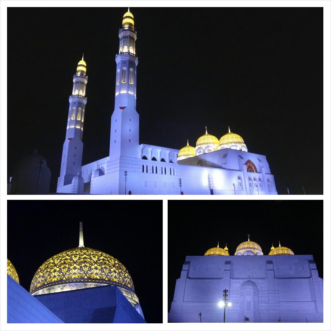 Maskat Moschee