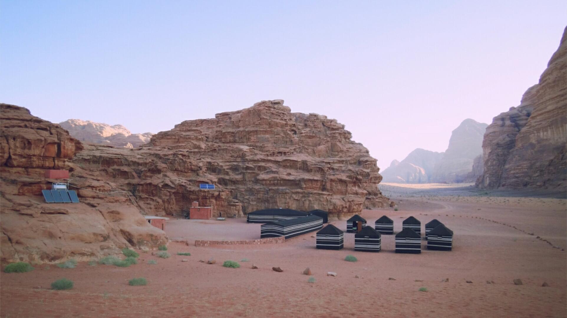 wadi rum beduinen camp
